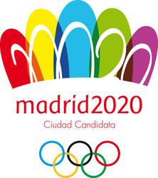 Madrid 2020 ciudad candidata
