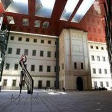 Square museo reina sofia