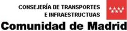 14 consejeria transportes infraestructuras madrid