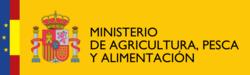 Logotipo del ministerio de agricultura  pesca y alimentaci n